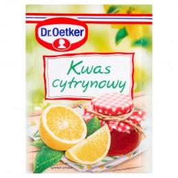 KWAS CYTRYNOWY 20G DR. OETKER