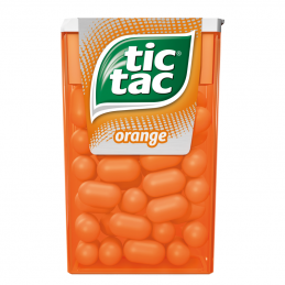 TIC TAC 18G ORANGE FERRERO