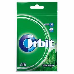 ORBIT GUMA SPEARMINT 35G...