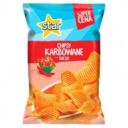 STAR CHIPS KARBOWANE SALSA...