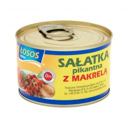 ŁOSOŚ SAŁATKA PIKANTNA Z...