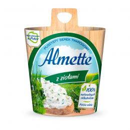 SEREK ALMETTE Z ZIOŁAMI...